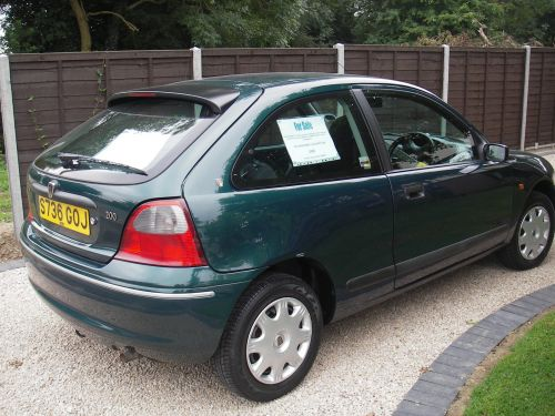 GOJ my Rover 214i for sale